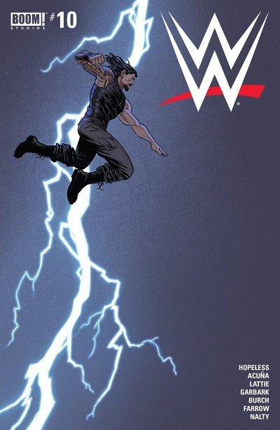 WWE #10 (2017)
