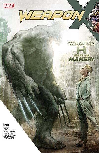 Weapon X #10 (2017)
