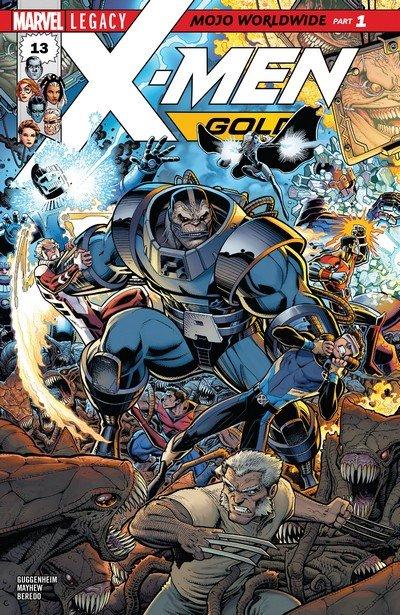 X-Men Gold #13 (2017)
