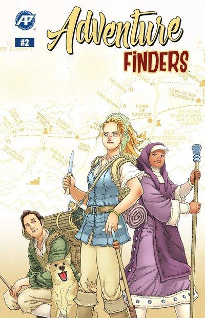 Adventure Finders #2 (2017)