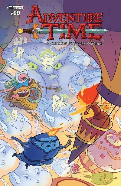 Adventure Time #68 (2017)