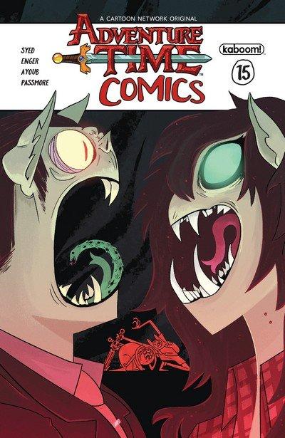 Adventure Time Comics #15 (2017)