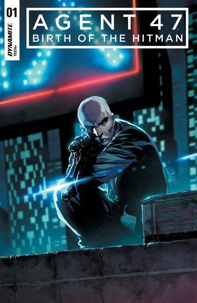 Agent 47 – Birth of the Hitman #1 (2017)