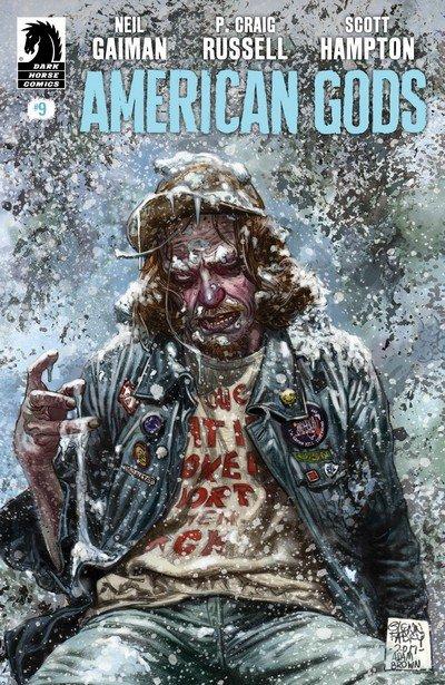 American Gods – Shadows #9 (2017)