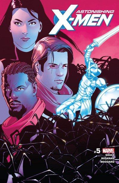 Astonishing X-Men #5 (2018)