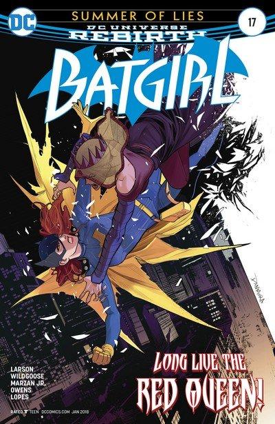 Batgirl #17 (2017)