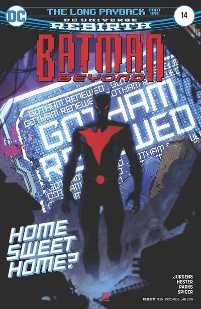 Batman Beyond #14 (2017)