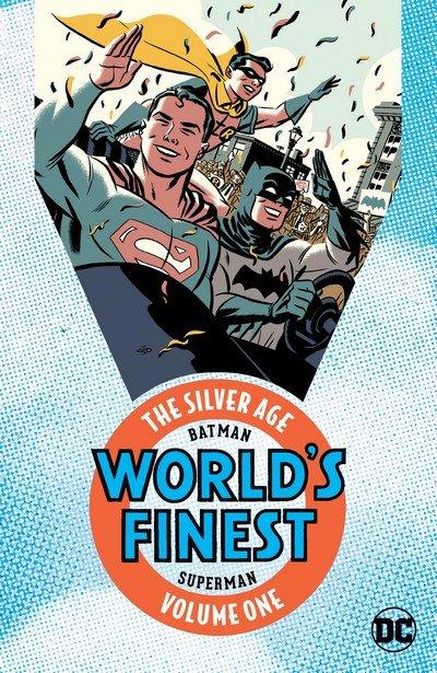 Batman & Superman in World's Finest – The Silver Age Vol. 1 (2017)