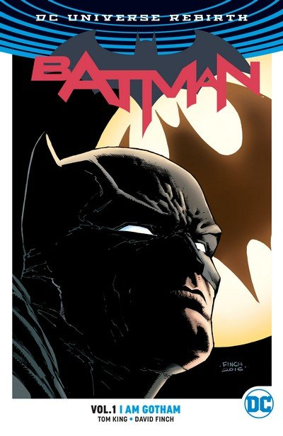 Batman Vol. 1 – I Am Gotham (TPB) (2017)