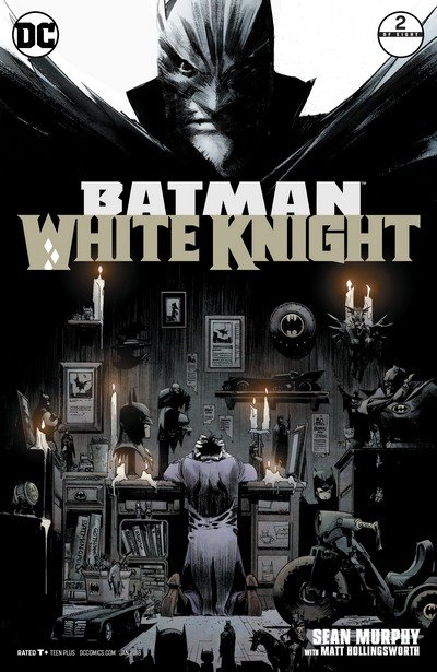 Batman – White Knight #2 (2017)