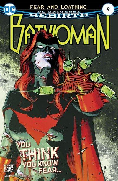 Batwoman #9 (2017)