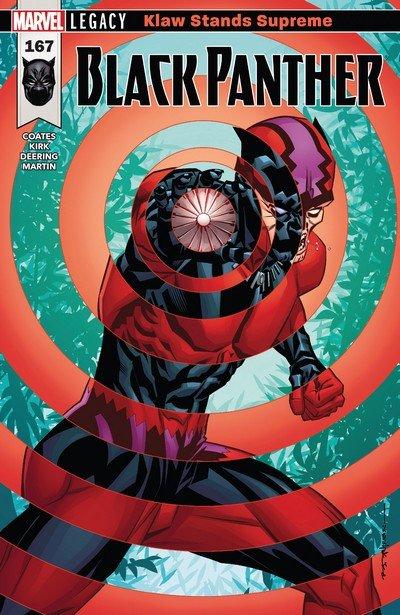 Black Panther #167 (2017)