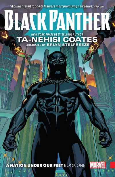 Black Panther Vol. 1 – 3 – A Nation Under Our Feet (TPB) (2016-2017)