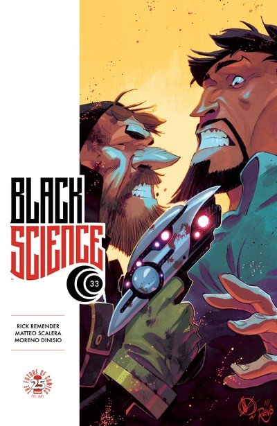 Black Science #33 (2017)
