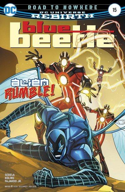 Blue Beetle #15 (2017)