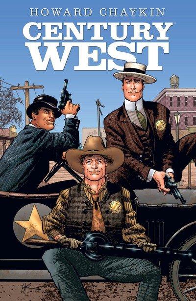 Century West (OGN) (2013)