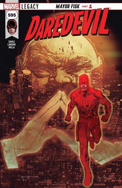 Daredevil #595 (2017)