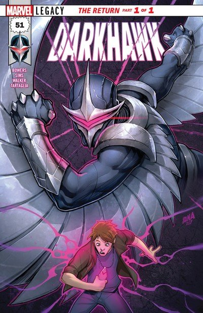 Darkhawk #51 (2017)