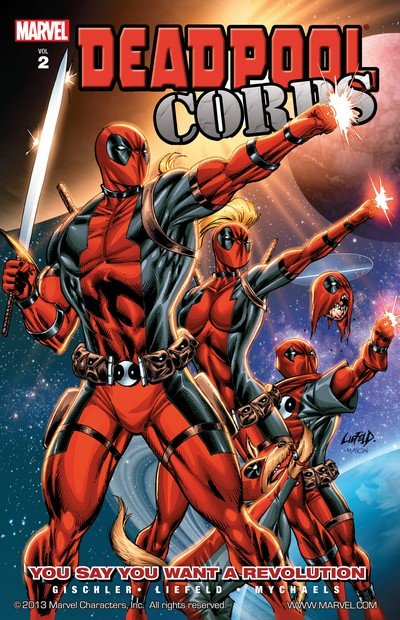 Deadpool Corps Vol. 1 – 2 (TPB) (2010-2011)