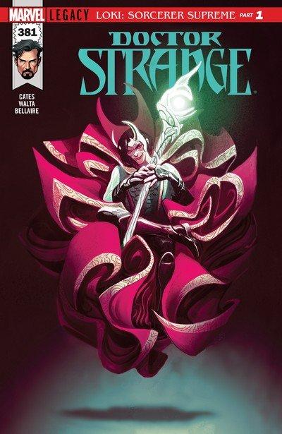 Doctor Strange #381 (2017)