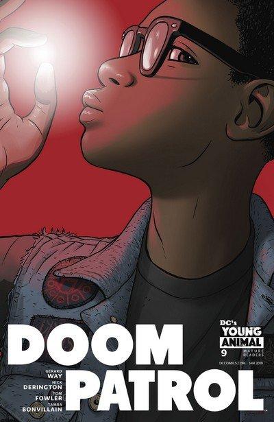 Doom Patrol #9 (2017)