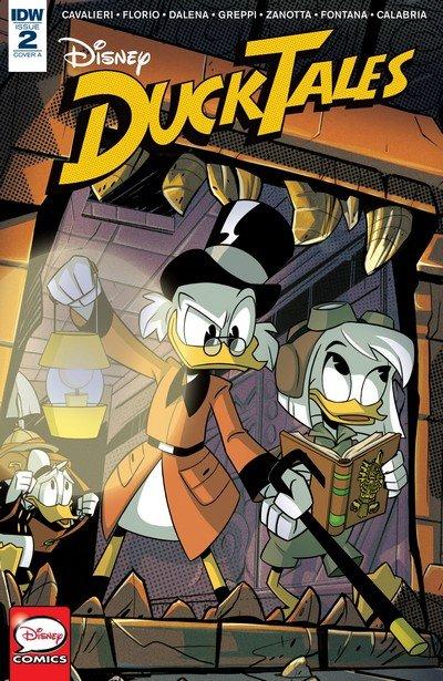 DuckTales #2 (2017)
