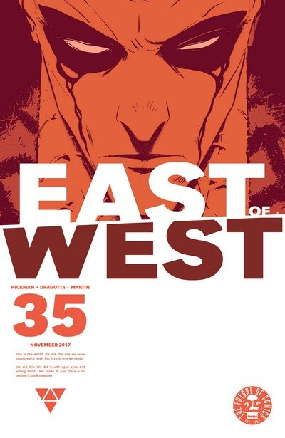 East of West #35 (2017)