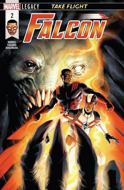 Falcon #2 (2017)