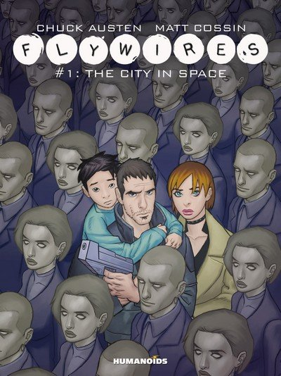 Flywires #1 – 3 (2010)
