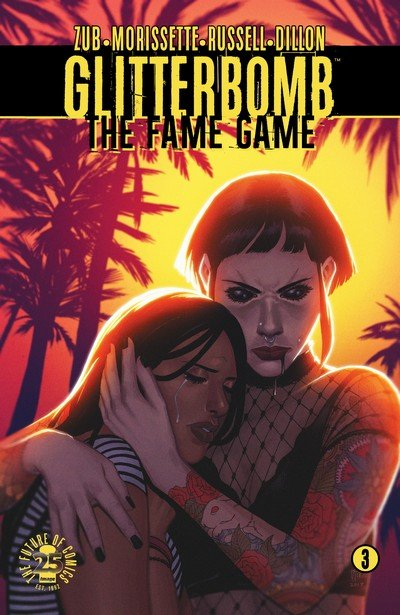 Glitterbomb – The Fame Game #3 (2017)