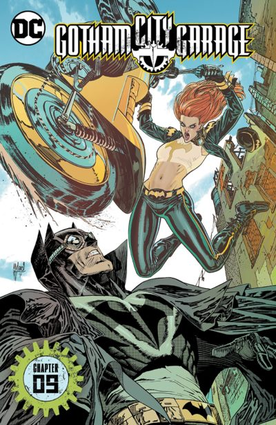 Gotham City Garage #9 (2017)