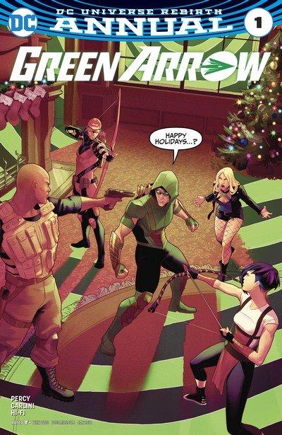 Green Arrow Annual #1 (2017)