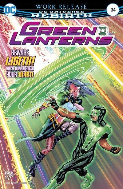 Green Lanterns #34 (2017)