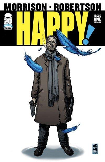 Happy! #1 – 4 + TPB (2012-2013)