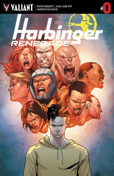 Harbinger Renegade #0 (2017)
