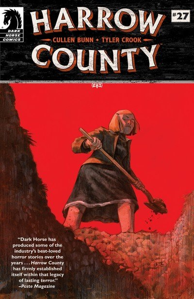 Harrow County #27 (2017)