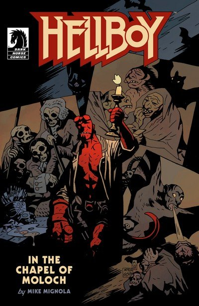 Hellboy – In the Chapel of Moloch (2008)