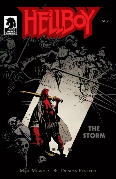 Hellboy – The Storm #1 – 3 (2010)