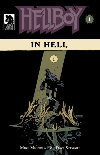 Hellboy in Hell #1 – 10 (2012-2016)