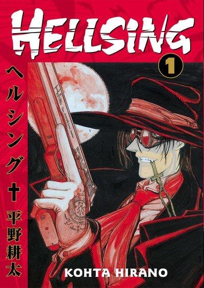 Hellsing Vol. 1 – 10 (2003-2010)