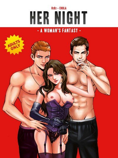 Her Night – A Woman's Fantasy (Adult Comics) (2016)