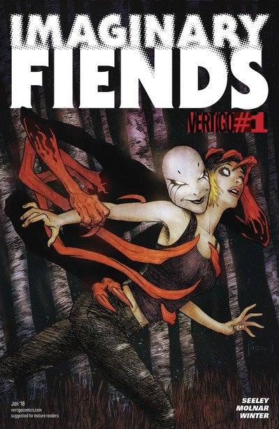 Imaginary Fiends #1 (2017)