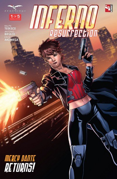 Inferno – Resurrection #1 – 5 (2016)