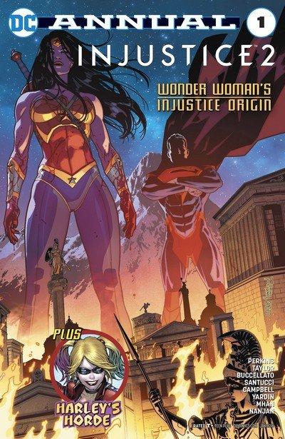 Injustice 2 Annual #1 (2017)