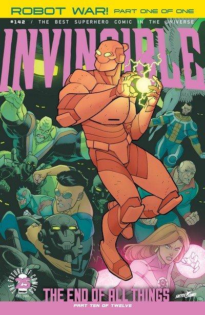 Invincible #142 (2017)