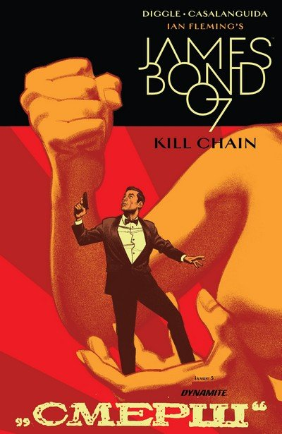 James Bond – Kill Chain #5 (2017)