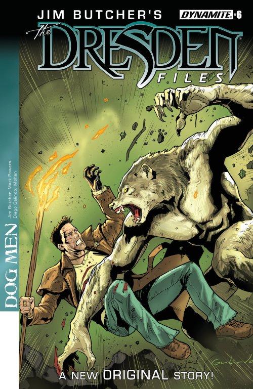 Jim Butcher's The Dresden Files – Dog Men #6 (2017)
