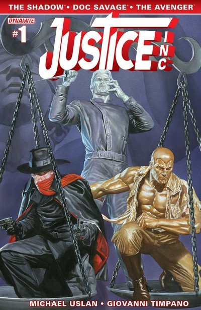 Justice – Inc. #1 – 6 + TPB (2014-2015)
