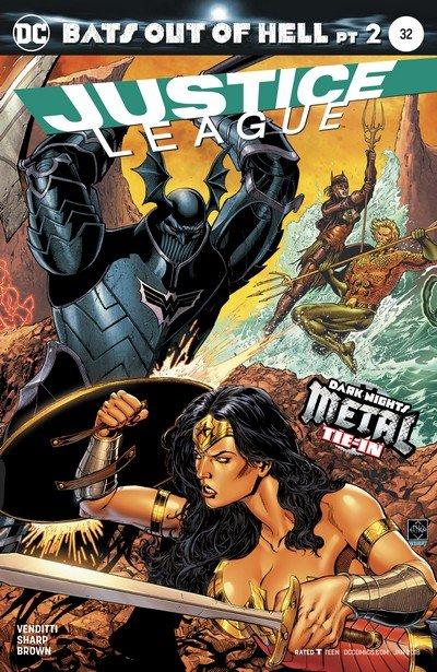 Justice League #32 (2017)