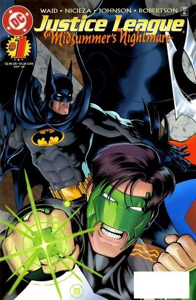 Justice League – A Midsummer's Nightmare #1 – 3 (1996)